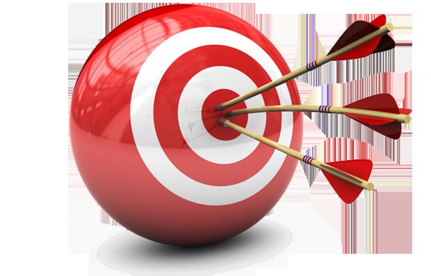 Resultado de imagen de definir objetivos png